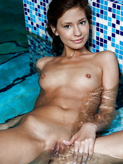 Wet Teen Babe