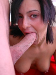 Presley Maddox Takes Huge Cock